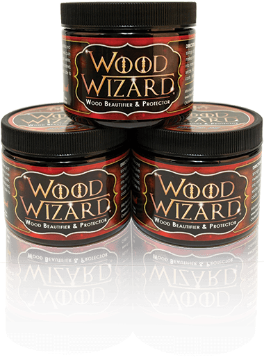 Wood Wizard: Wood Beautifier and Protector