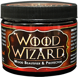 Wood Wizard Wood Beautifier and Protector